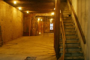 winter, waterproofing your basement