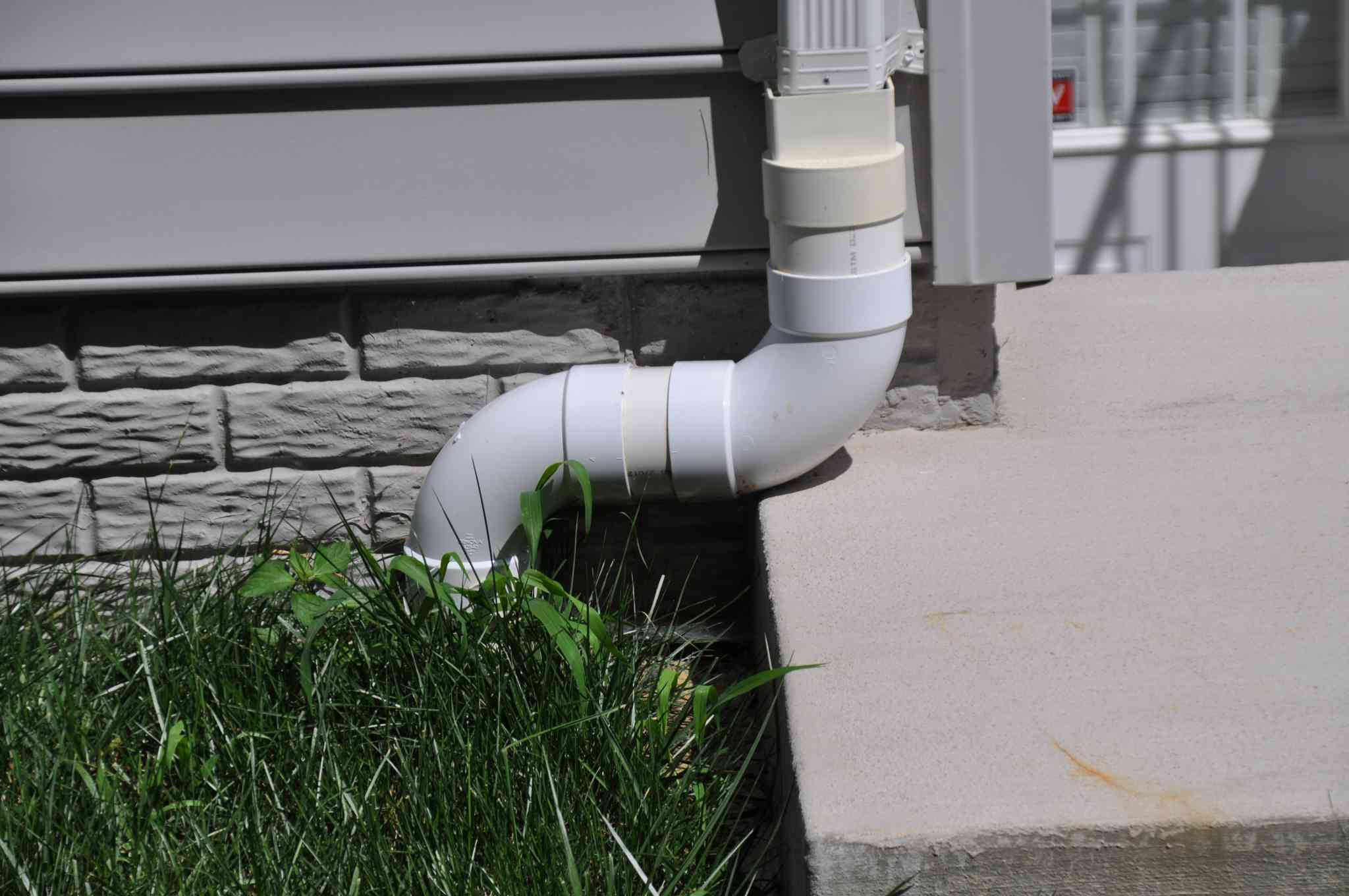 Drainage problems you should fix before winter aqua bright for Drainage problems