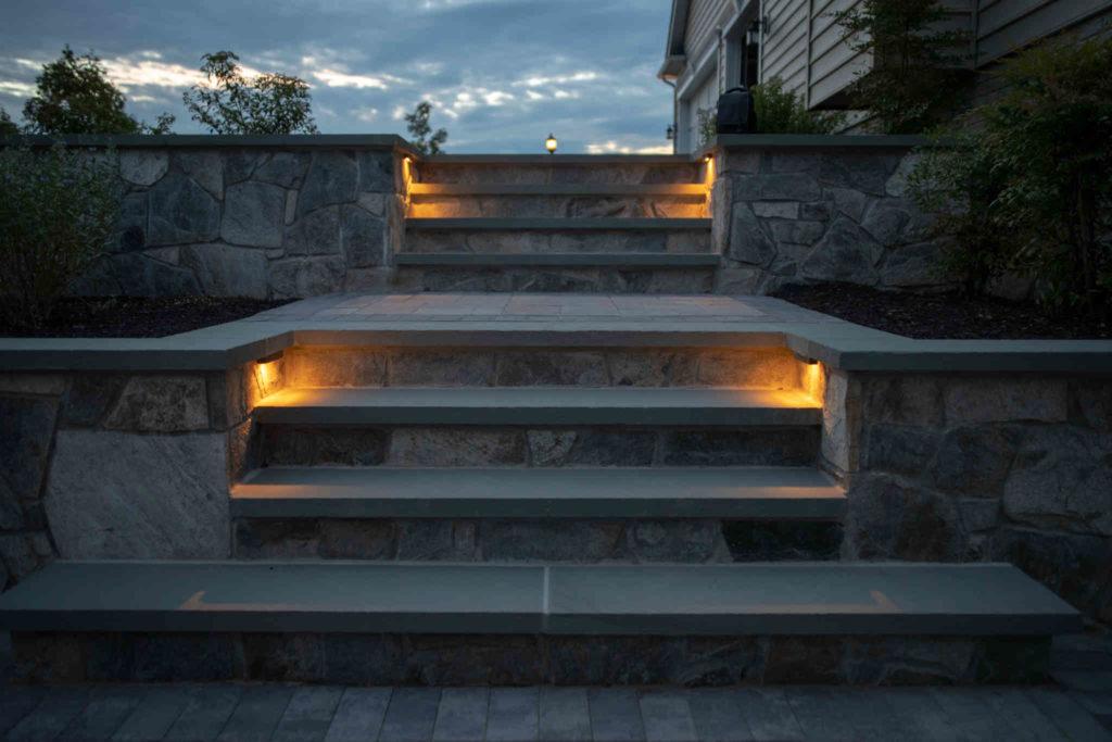 professional lighting installation, design in washington dc